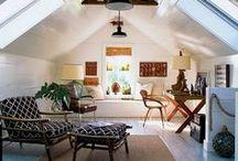 attic bedroom / by Mariah Rooney