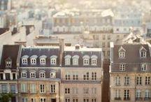travel / France / by Nastya Ulan