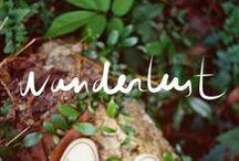 wanderlust / by Nastya Ulan