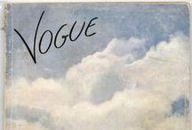 vogue / by Nastya Ulan