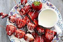 food / fruits / berries / by Nastya Ulan