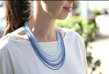 Jewelry / Inspiration for things to make.... / by Angela Rambeau