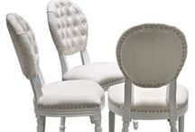 Sofas, Dining and Armchairs / by Revelry Event Designers