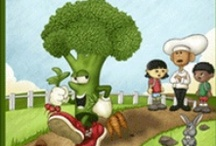 Books Worth Reading / Nutrition themed story books are a great way to help kids learn about healthy foods! / by Nourish Interactive