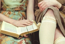 Bookish  / by Localherstory