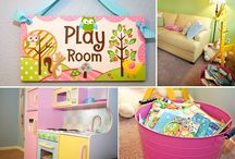 Play Room / by Alise Houpt
