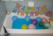 Birthday Ideas  / by Alise Houpt