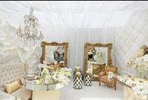 Allure Events Atelier + Celio Floral Design / by Revelry Event Designers