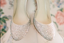 Shoes and Jewels / Perfect to pair with any bride or bridesmaid look! / by Little Borrowed Dress