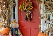Fall, Halloween, Thanksgiving / by Mia Brosemann
