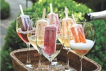 Creative Cocktails / Feeling thirsty?  Our favorite cocktails to spice up any bachelorette party, shower, or wedding! / by Little Borrowed Dress