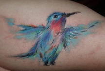 tattoos / by Miriam