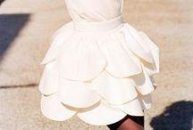 Little White Dress / by Little Borrowed Dress