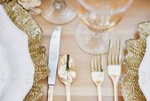 Tablescape Inspriation / by Little Borrowed Dress
