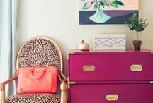 Interior Inspiration / by Stephanie Barnett