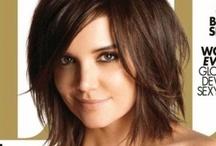 Hair Cut Ideas / by Monica Sparks