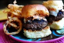 Burgers, Sliders, Sanwiches, and Wraps / by Julie Miller