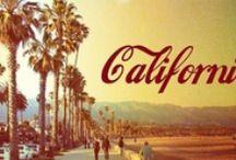 California Love / by Stephanie Barnett