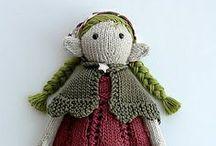 Knitting: Toys & Dolls / by Leanne Watson (Moore)
