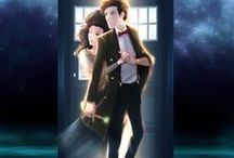 Doctor Who,comics,cartoons,tv show,and movie / by Billy Rivera