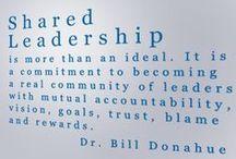 LEADERSHIP & SHARED LEADERSHIP / by Joke Lunsing