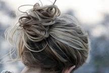Hair / by Eiswuerfel Im Schuh