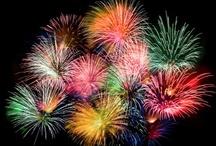 Fireworks / by Harriet Swindell