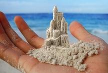 Sandcastles / by Harriet Swindell