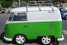 VW, camper van, beetle & camping related miscellany / by Joanna Gemmell