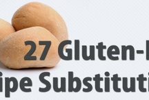 Food: Gluten-Free & Healthy / Gluten-free and healthy recipes and tips / by Adrienne Royer