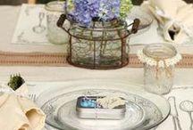 Baby & Wedding Shower Crafts / by Pamela Nicholas
