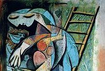 art inspiration / o el arte que me inspira (pintura y algo más) / by María Eugenia Scioli