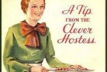 Hostess with the Mostest / - A most dedicated hostess willing to please everyone.  Also - the most groovy put out chick... This is a groovy party and you are the hostess with the mostest. / by Pamela Nicholas