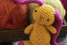 Crochet / by Pamela Stocker