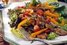 Healthy Eats - Entrees / by Jenifer Coleman