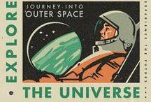 Amazing Space / by Pamela Nicholas