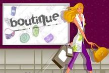 "☆ LA BOUTIQUE (Pin Exchange) / This board is strictly for small boutiques and unique home-based or small businesses to showcase their wares to potential customers.  If you would like to join, click the ""Follow"" button below.  Your business will be reviewed and an invite sent if you qualify.  The goal of this board is to create a mini-mall of shops which offer one-of-a-kind products/gifts.  Thank you and welcome to La Boutique! / by Pamela Nicholas"