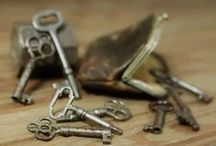 Unlock my heart / I just love keys. / by Andrea Gray