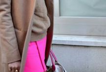 Neutrals and Neon / by Kate Emily