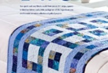 Annie's Catalog.com  / Where inspiration for quilting can be found.   / by Carolyn Vagts