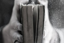She is a great reader, and has no pleasure in anything else. / by Morgan Dugan