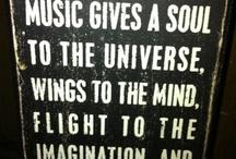 Music.... / by Michaela Opolka