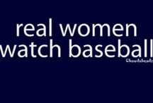 * Lady Baseball * / LOVE LOVE LOVE this game...and yes I am both Dodger and Yankee fan <3  / by Kimberly Adams