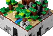 Minecraft Party / by Stacy Burnsed