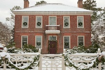 """Colonial Williamsburg"" / by Jill Spalding"