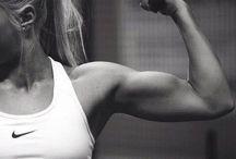 Fitness Motivation / by Alyssa Larson
