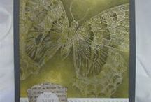 inspired cards / by Sue Hansford