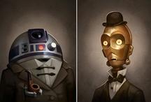 Star Wars / by Michelle Pechs