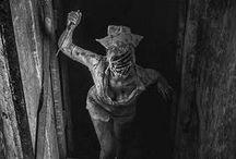 Horror / by Charlie Hintz