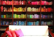Bookshelf Envy  / The reading spaces and places we've always wanted! / by TarcherBooks